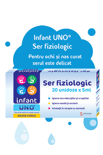 Infant UNO Ser fiziologic