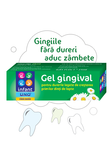 Infant UNO Gel gingival