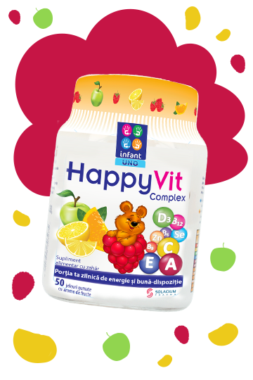 Infant UNO HappyVit Complex