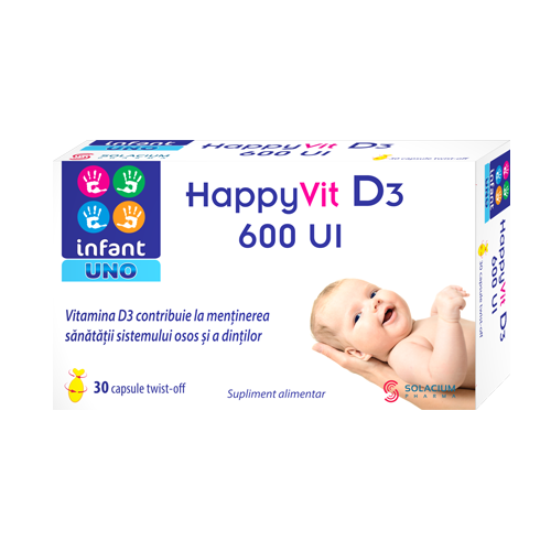 Infant UNO HappyVit D3