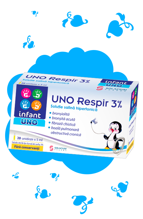 Infant UNO UNO Respir 3%